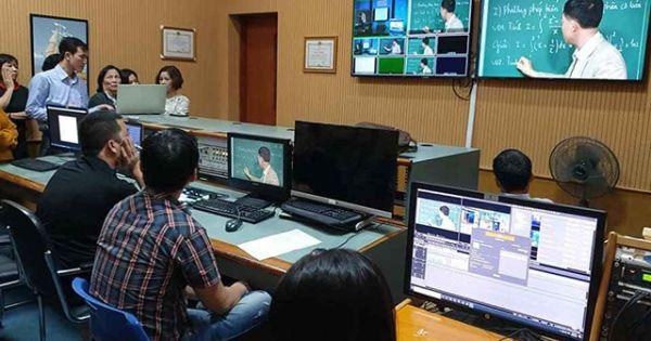 Từ ngày 23/3 học sinh TP.HCM sẽ học kiến thức mới trên truyền hình