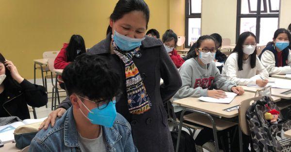 Dịch Covid-19: Hà Nội sẽ không giảm môn thi vào lớp 10