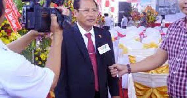 Cà Mau: Khởi tố Tổng giám đốc Công ty Công Lý Tô Hoài Dân
