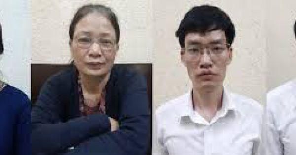 Lào Cai: Bắt 3 cán bộ Tổng cục Hải quan tội Buôn lậu qua biên giới