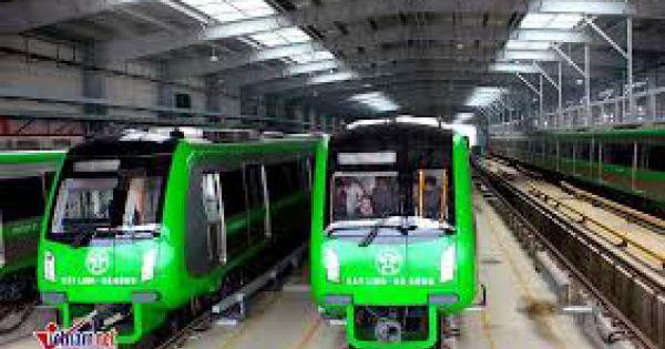 Dự án đường sắt Cát Linh-Hà Đông đã trả tổng thầu Trung Quốc 509 triệu USD