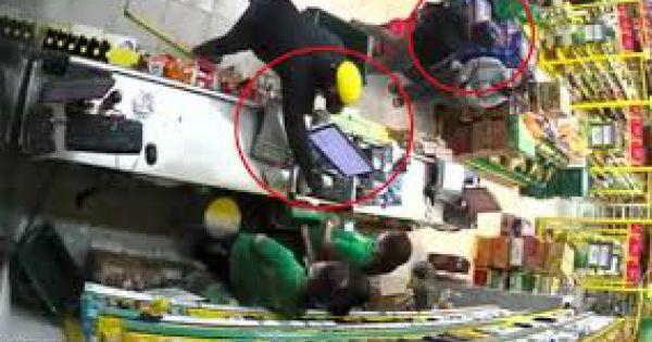 Công an TPHCM đã bắt được nghi phạm cướp tài sản tại Bách Hóa Xanh