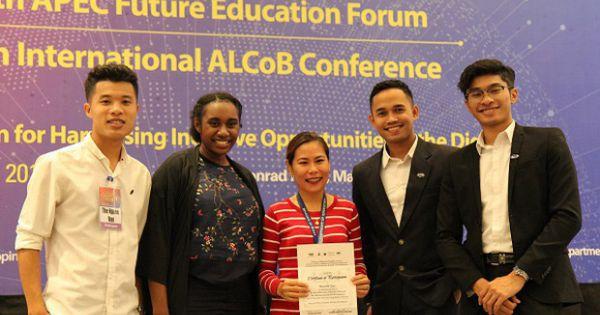 Sinh viên Việt có công bố trên tạp chí quốc tế
