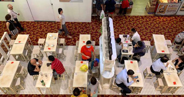 """Singapore """"cách ly xã hội"""" đối phó COVID 19"""