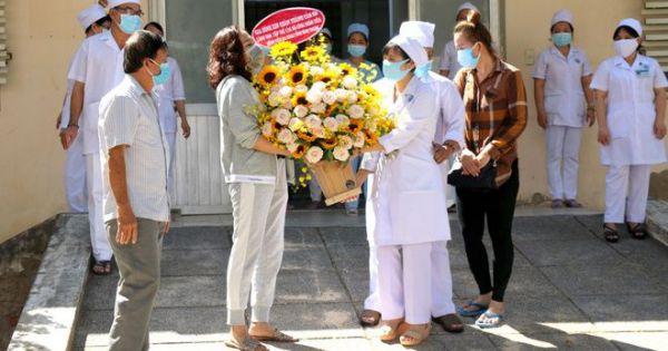 Việt Nam đã có 90 bệnh nhân mắc Covid-19 được công bố khỏi bệnh