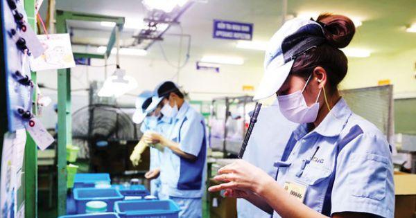Nhiều tín hiệu tích cực trong doanh nghiệp FDI