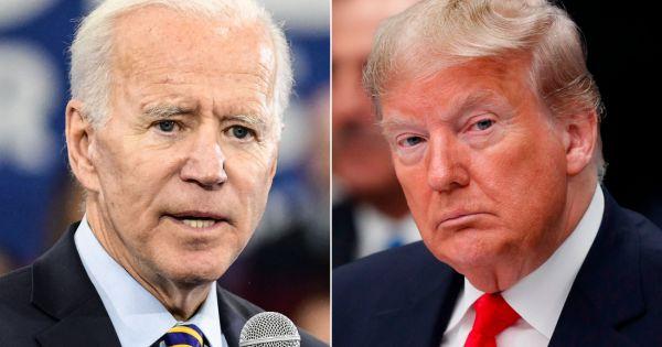 Bầu cử Mỹ: Joe Biden tạm dẫn trước TT Trump ở Florida