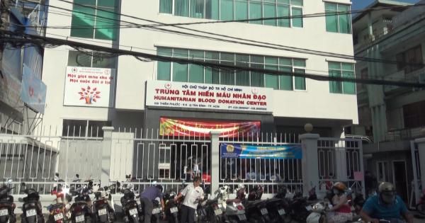 TP.HCM báo động khan hiếm máu trong 7 ngày tới
