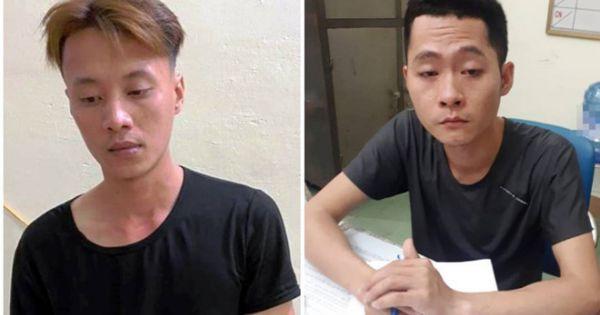 Khởi tố 2 đối tượng cướp ngân hàng ở Quảng Nam