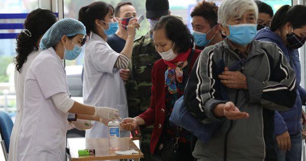 Phòng ngừa lây nhiễm ở người cao tuổi
