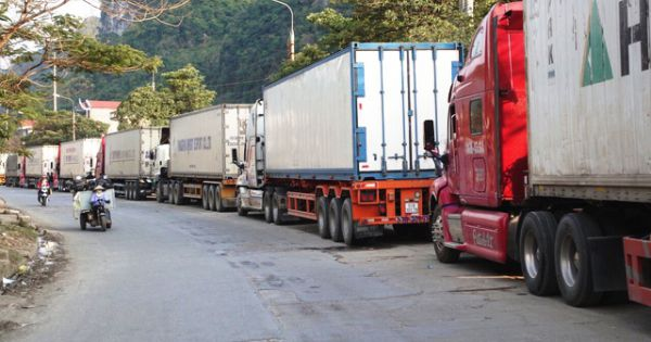Tạm dừng đưa nông sản xuất khẩu lên khu vực Lạng Sơn
