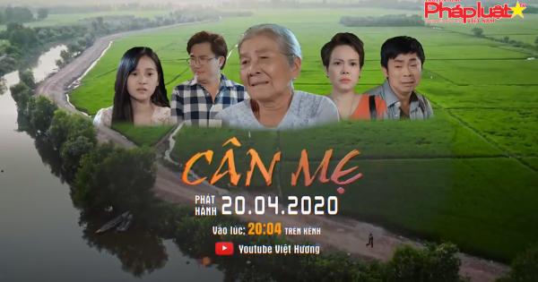 Chuyển thể kịch thành phim, Việt Hương lấy nước mắt khán giả