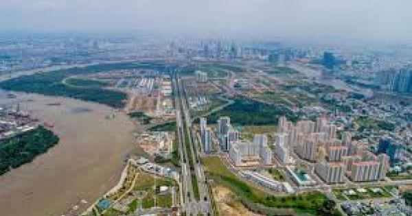 TP HCM đấu giá 3 lô đất ở Thủ Thiêm