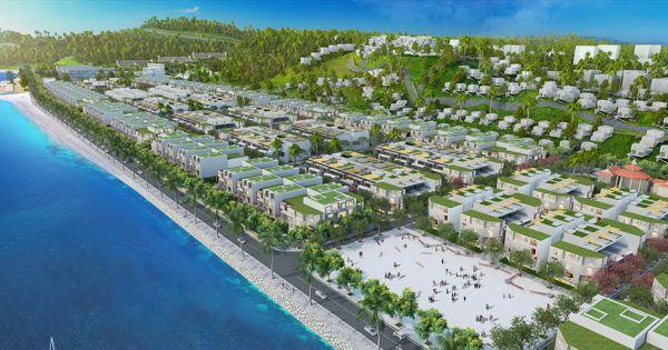 Dự án Hamubay xây dựng sai phép
