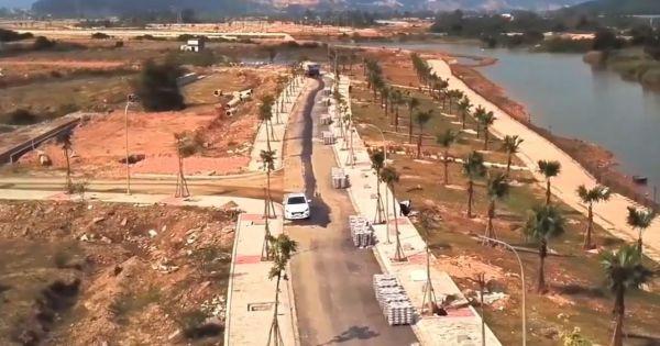 Dự án bất động sản cao cấp Golden hills