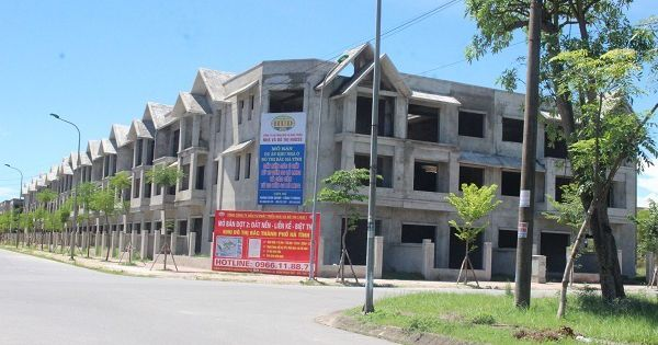 Thanh tra toàn diện dự án khu đô thị HUD Hà Tĩnh