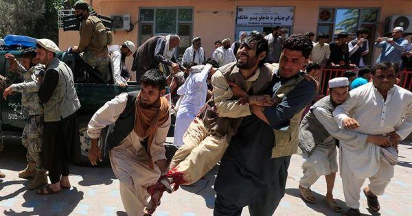 Afghanistan: Đánh bom, đấu súng ở thủ đô Kabul gây thương vong lớn