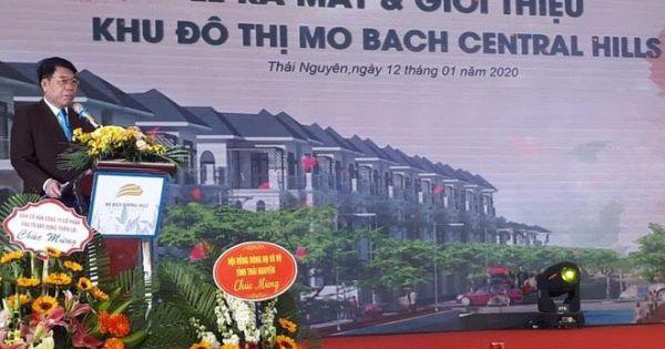 """Thái Nguyên: Bất động sản vừa túi tiền sẽ """"sống khỏe"""""""