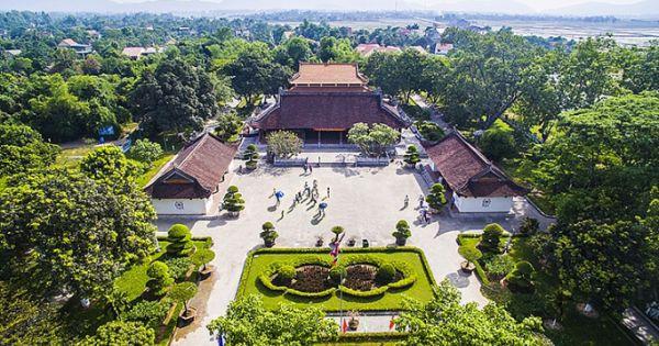 Xây dựng Khu di tích Kim Liên trở thành khu du lịch quan trọng bậc nhất về Chủ tịch Hồ Chí Minh