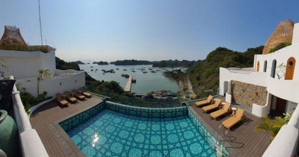 Khách sạn 5 sao quốc tế đầu tiên trên đảo Cát Bà đi vào hoạt động