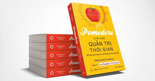 Sách Pomodoro – Tuyệt chiêu quản trị thời gian