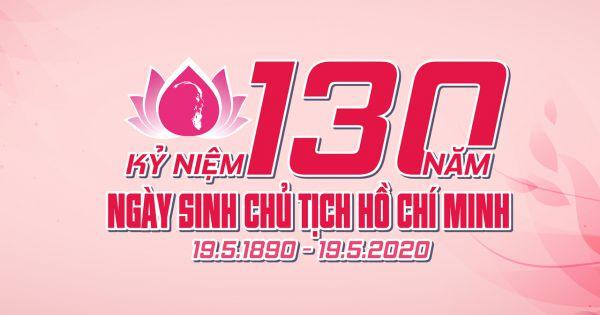 Sáng nay Mít tinh kỷ niệm 130 năm ngày sinh Chủ tịch Hồ Chí Minh