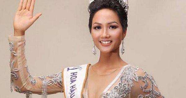 Hoa hậu H'hen Niê đồng hành tuyên truyền phòng, chống mua bán người