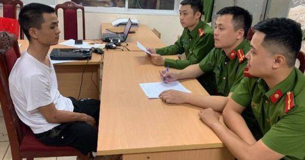 Công an Hà Nội bắt đối tượng truy nã định vượt biên sang Trung Quốc