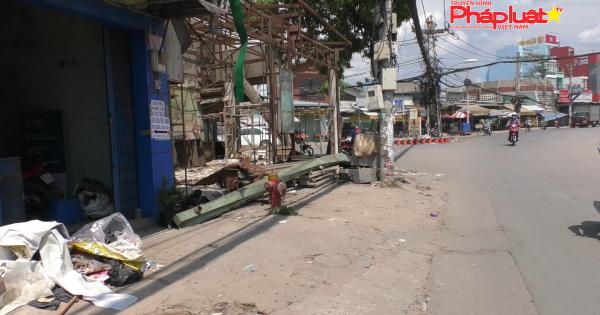 Huyện Hóc Môn, TP HCM: Giải toả nhà dân làm đường, bồi thường không thỏa đáng