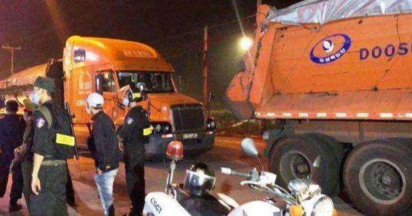 Kiến nghị tịch thu 727 tấn than do đoàn xe 'vua' vận chuyển