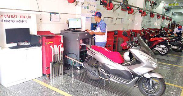 TPHCM: Tăng cường kiểm tra khí thải các phương tiện giao thông