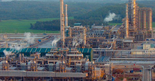 Lọc dầu Dung Quất tăng công suất, không thiếu xăng dầu