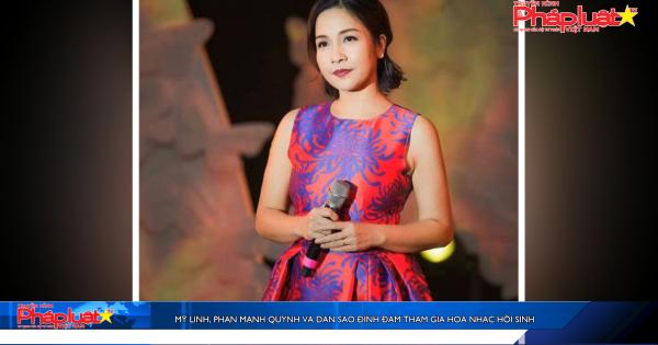 Mỹ Linh, Phan Mạnh Quỳnh và dàn sao đình đám tham gia Hoà nhạc Hồi sinh
