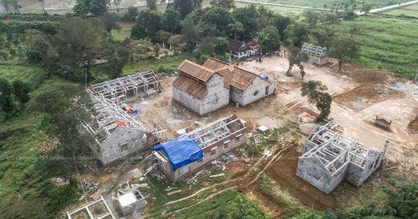 Vụ chùa xây xâm lấn di tích ở Nghệ An: Bị phạt 110 triệu đồng, buộc tháo dỡ công trình