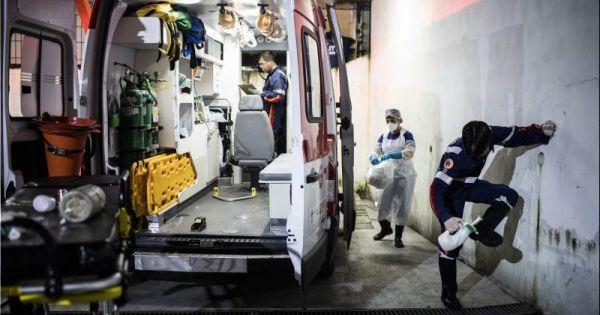 Covid-19: Khu vực Mỹ Latinh có nguy cơ bước vào đỉnh dịch