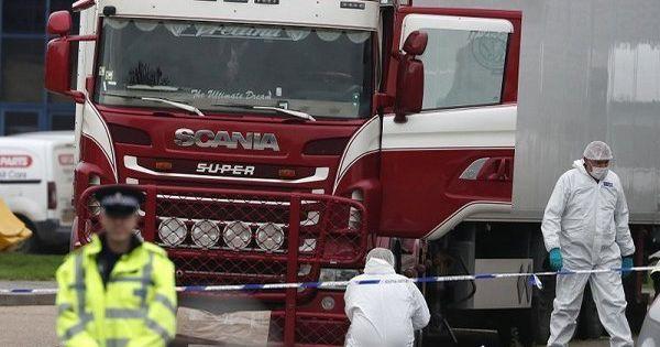 Vụ 39 người Việt chết trong xe tải: Pháp, Bỉ bắt 26 nghi phạm