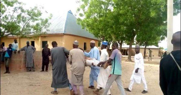 Hàng loạt làng mạc Tây Bắc Nigeria bị tấn công