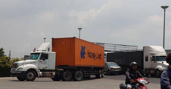 Kẹt xe nghiêm trọng, BOT cầu Đồng Nai liên tục xả trạm