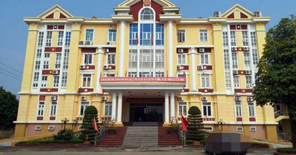 Thanh Hóa: Phó Chủ tịch huyện Hậu Lộc bị bắt quả tang đánh bạc tại trụ sở