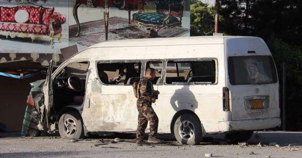 Đánh bom xe buýt ở Somalia, ít nhất 10 người thiệt mạng