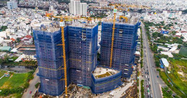 Hàng trăm dự án nhà ở chờ cơ chế để tái khởi động