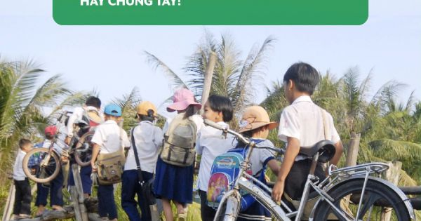 """Khánh thành cầu Út Ốm trong dự án """"Xây cầu đến lớp"""""""
