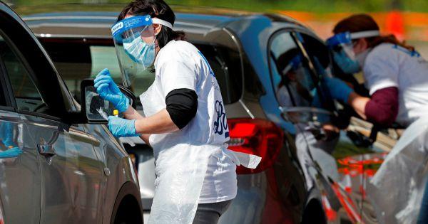 Covid-19: Số ca nhiễm mới tại Anh tăng trở lại