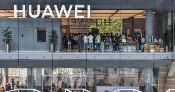 Canada loại Huawei khỏi dự án 5G