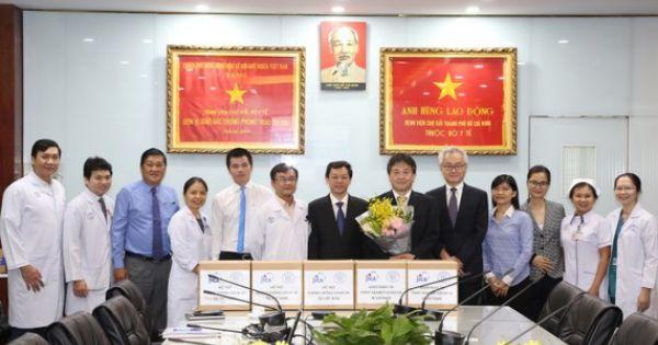 Đẩy nhanh dự án xây dựng Bệnh viện Chợ Rẫy Việt - Nhật