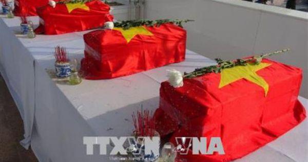 Tìm thấy hố chôn tập thể 17 chiến sĩ đặc công ở sân bay