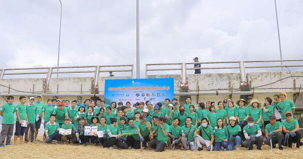 Phú Quốc đồng loạt ra quân thực hiện Ngày vì môi trường Phú Quốc, hưởng ứng Ngày Môi trường thế giới, Ngày Đại dương thế giới, tuần lễ Biển và Hải đảo Việt Nam