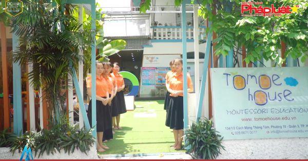 Tomoe House - ngôi trường mơ ước của mọi đứa trẻ