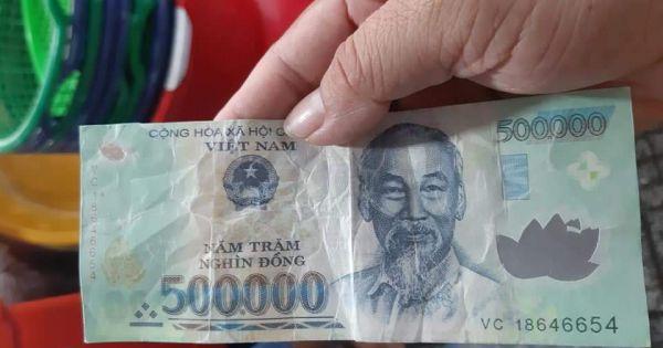 Kiên Giang - Cảnh giác tội phạm đi chợ mua hàng bằng tiền giả