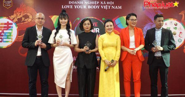 """Chính thức ra mắt doanh nghiệp xã hội """"Love Your Body Việt Nam"""""""